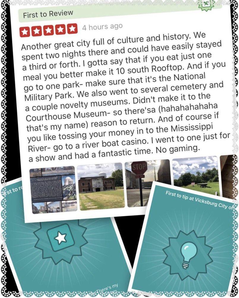 City Of Vicksburg: Vicksburg, MS
