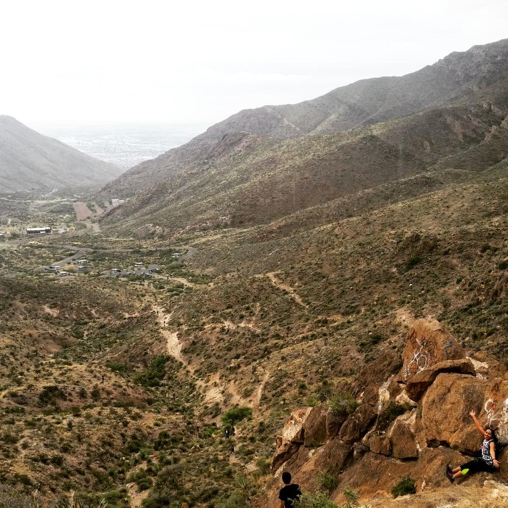 Franklin Mountains State Park - Parks - El Paso, TX ...