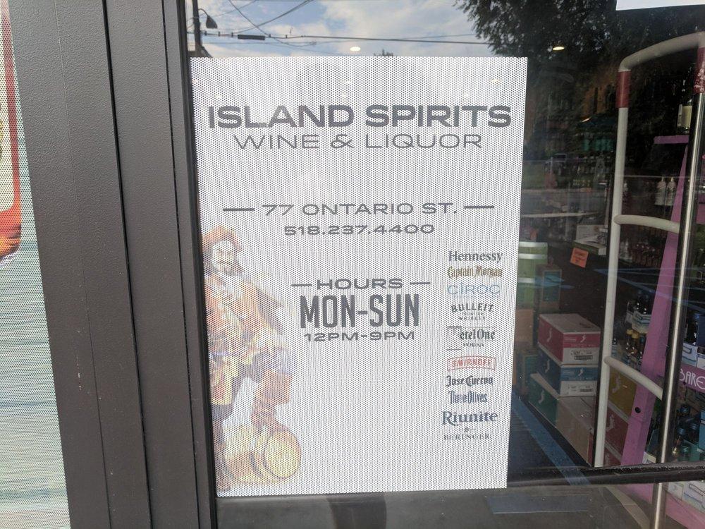 Island Spirits: 77 Ontario St, Cohoes, NY