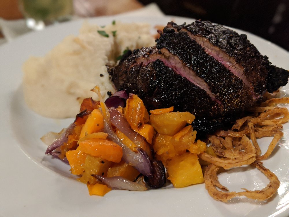 Buckhorn Steakhouse: 2 Main St, Winters, CA