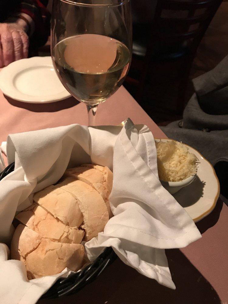 Giuseppe's Italian Restaurant: 11 Bowery St, Frostburg, MD