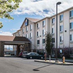 Photo Of Comfort Inn Suites Walla Wa United States