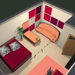 Wohnungsplaner Kuchenplaner Interior Design Bahnhofstr 124