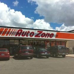 Autozone in san antonio / Pizza park slope