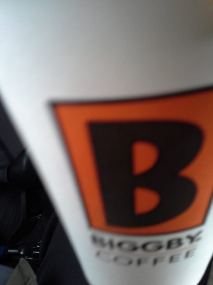 Food from BIGGBY COFFEE