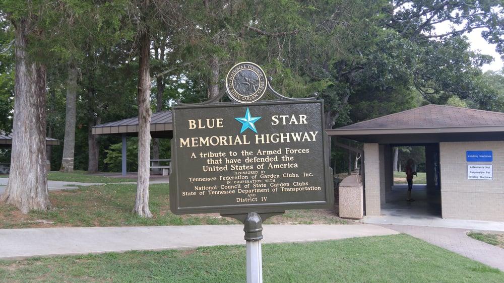 Greene County I-81 N Rest Area: Interstate 81 N Mile 41, Greeneville, TN