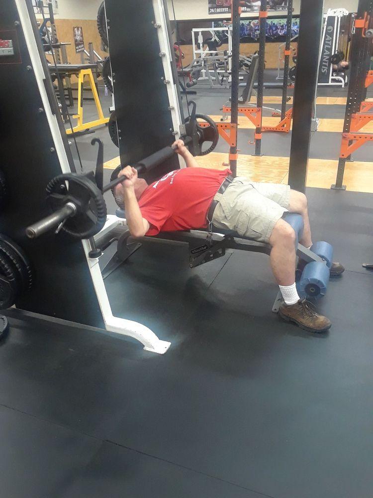 Fitness World Gym: 1085 Cottingham Blvd N, Bennettsville, SC