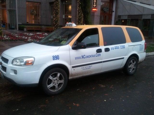 Sacramento Yellow Cab