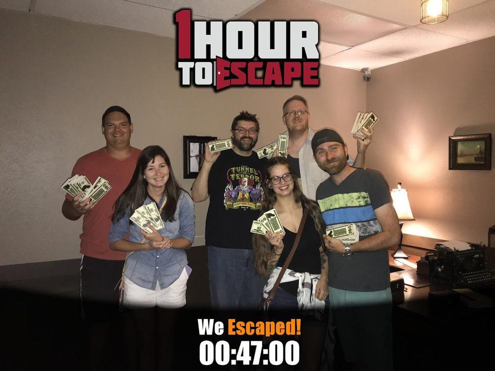 1 Hour to Escape
