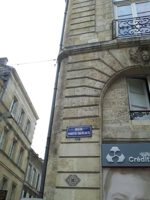 82 Rue Porte Dijeaux Landmarks Historical Buildings Saint