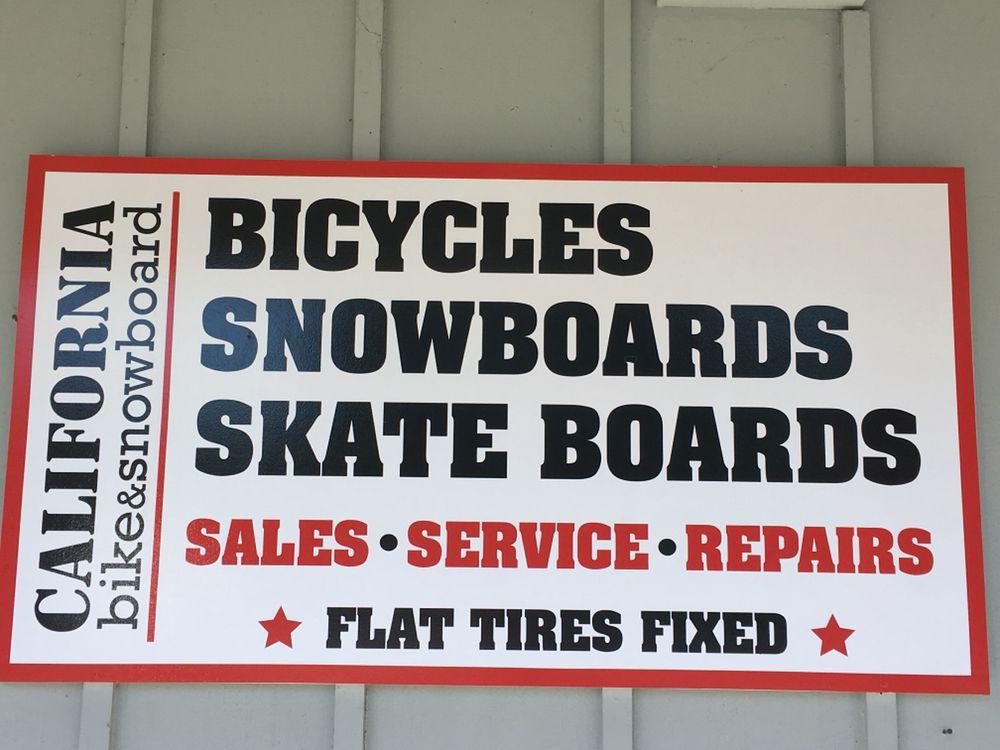 California Bike & Snowboard: 1483 Danville Blvd, Alamo, CA