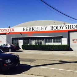Photo Of Toyota Of Berkeley Certified Collision Center   Berkeley, CA,  United States.
