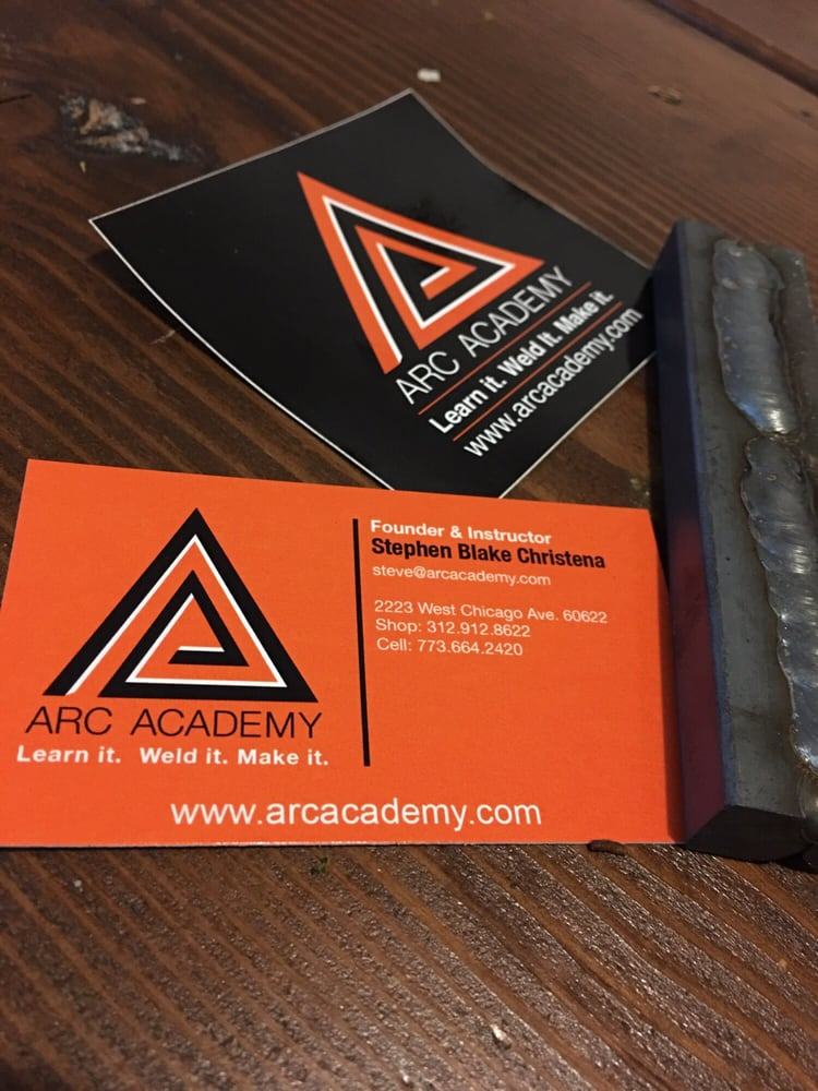 Arc Academy - Midwest Metal Works