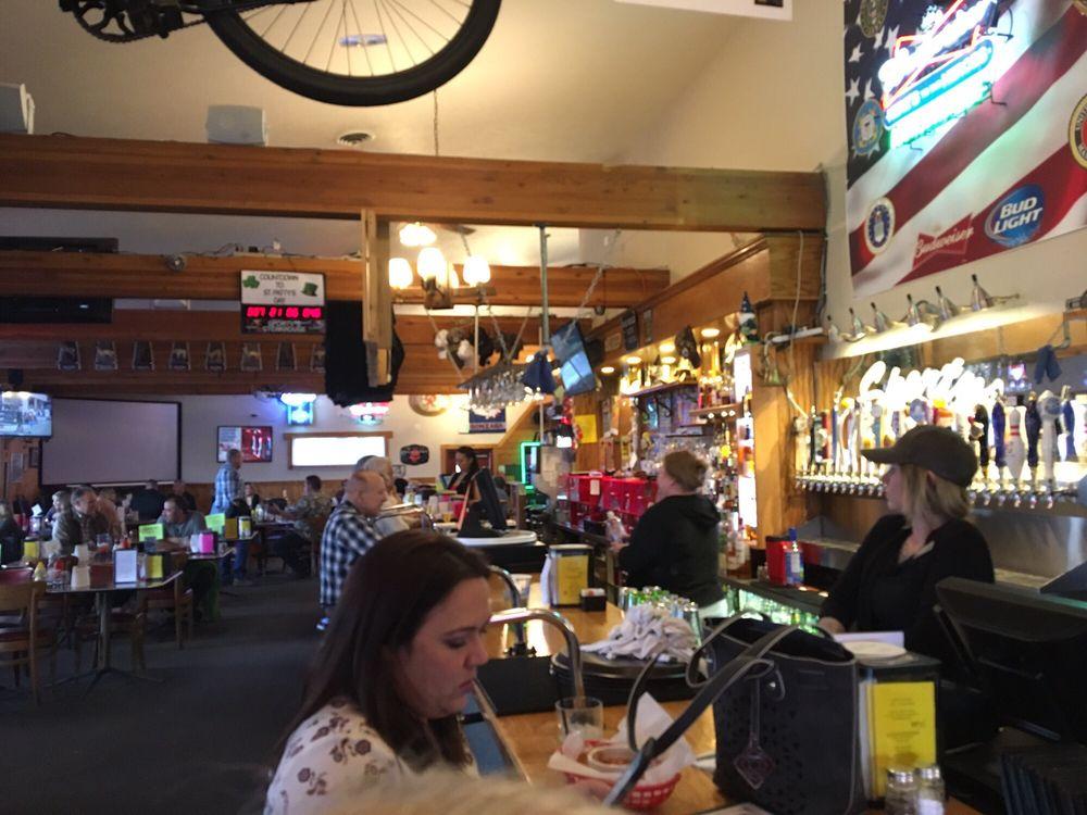 Sporty's Steakhouse: 507 E Broadway, Moses Lake, WA