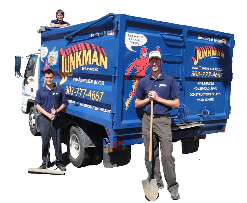 junkman junk removal and recycling 70 reviews junk removal