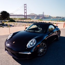 San francisco porsche rental