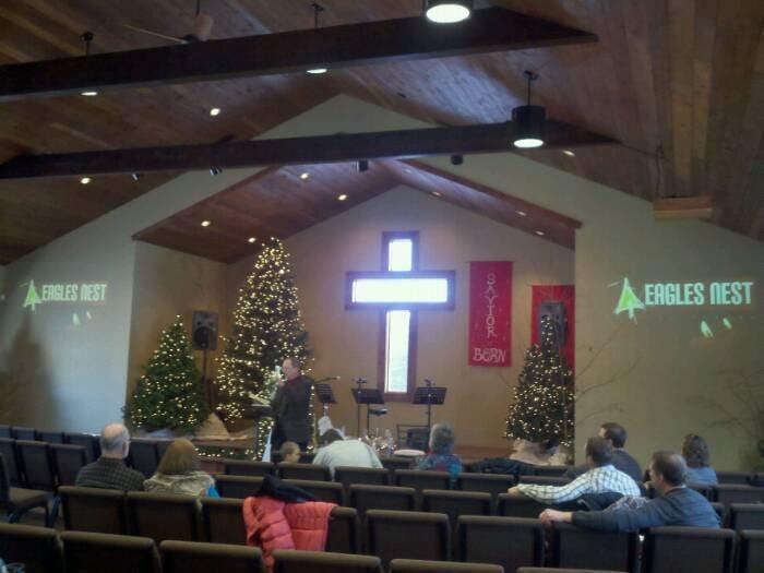 Eagle's Nest Baptist Church: 6714 County Road 11, Breezy Point, MN