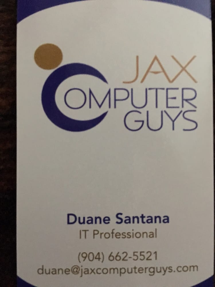 Jax Computer Guys: Jacksonville, FL