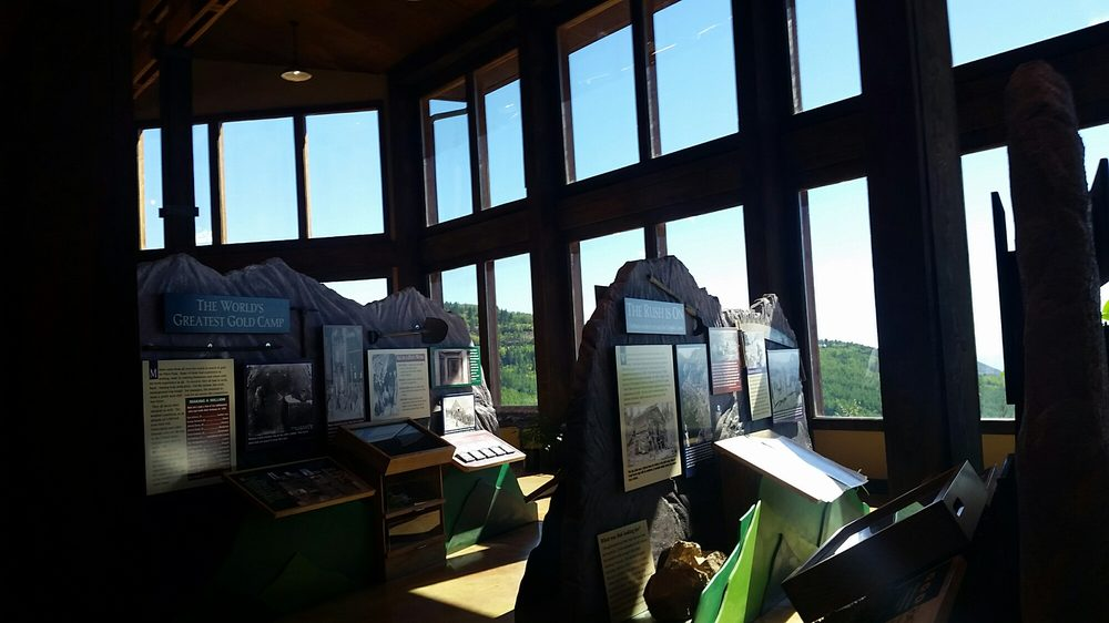 Pikes Peak Heritage Center at Cripple Creek: 9283 S Hwy 67, Cripple Creek, CO