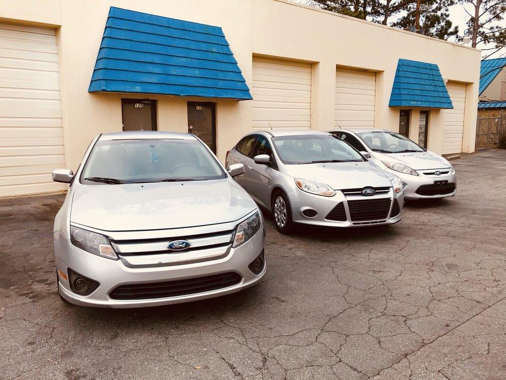 Atlanta Cash Rentals: 5859 New Peachtree Rd, Doraville, GA