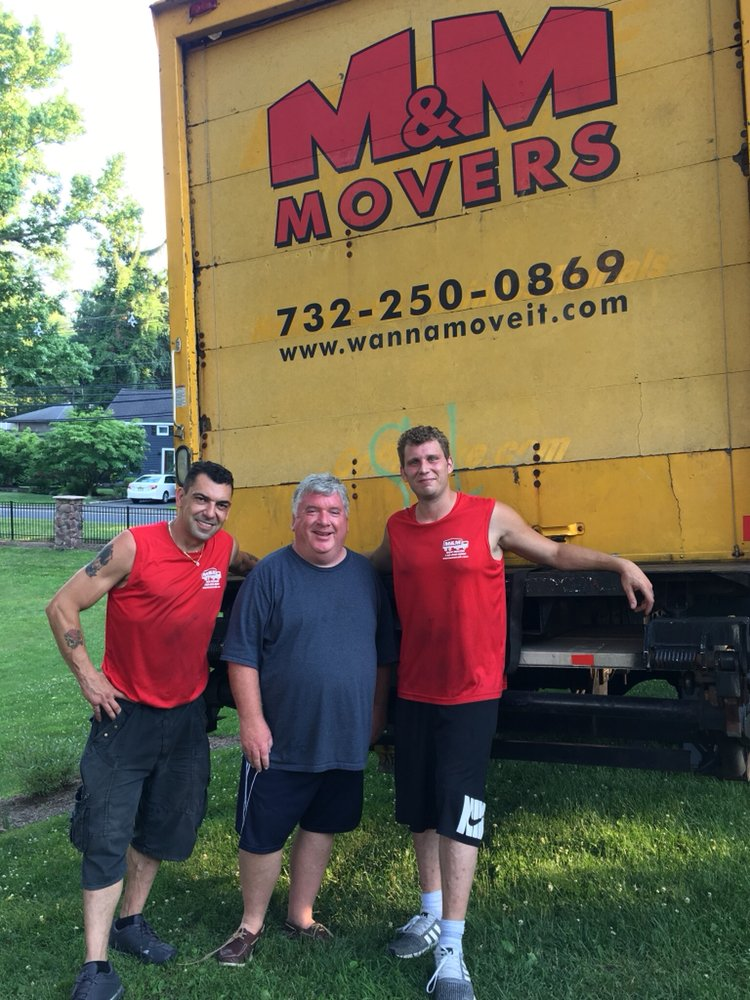 M&M Movers: 201 Circle Dr N, Piscataway, NJ
