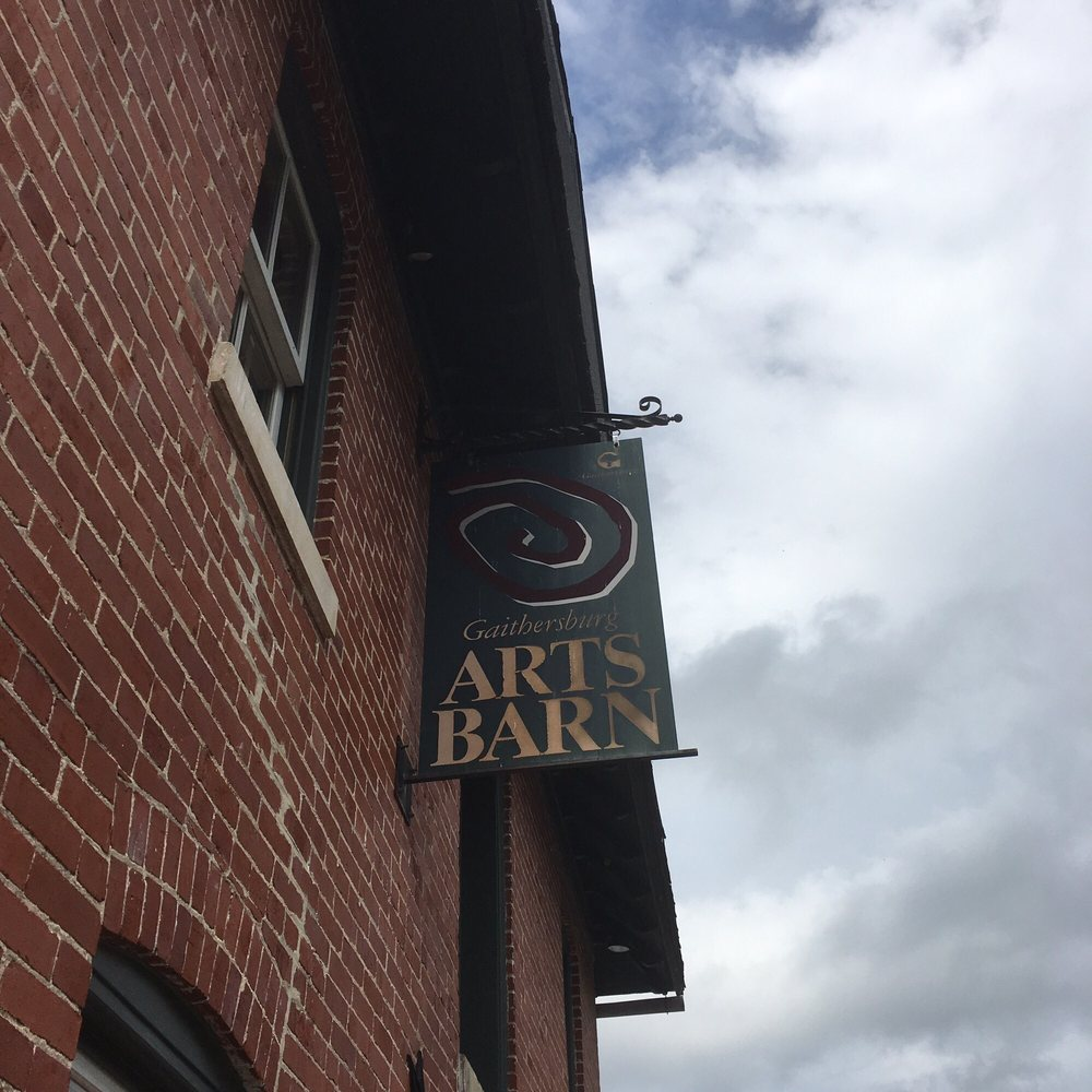 Gaithersburg Arts Barn: 311 Kent Square Rd, Gaithersburg, MD