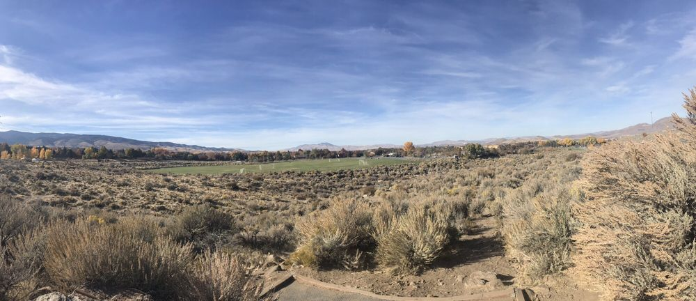 The WEDGE Disc Golf Course