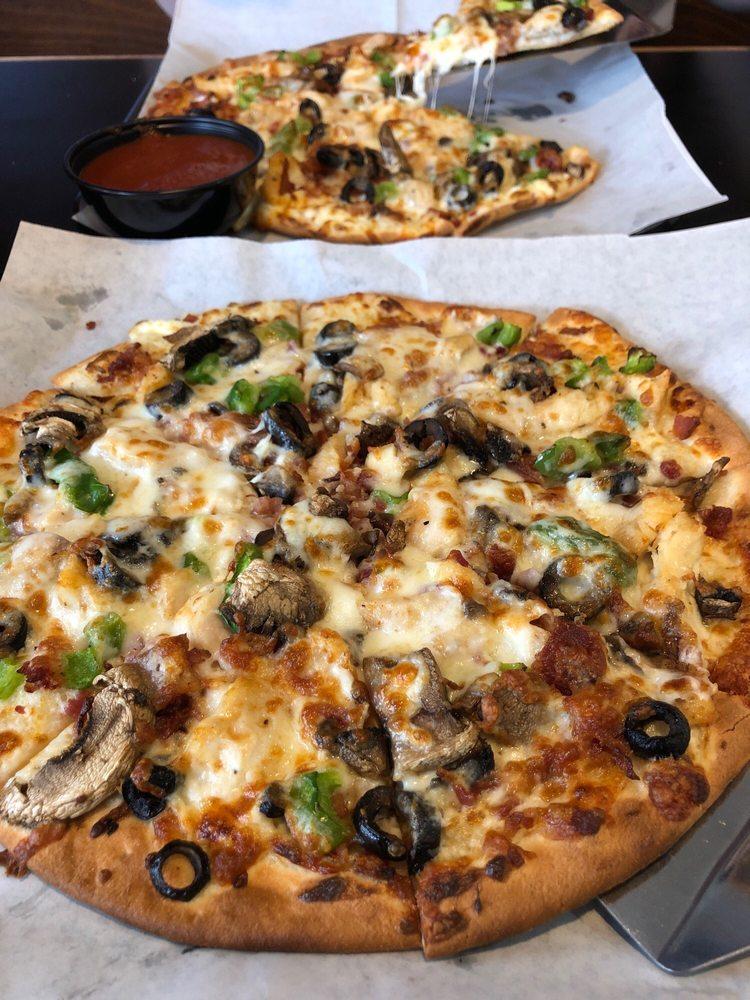 Ziggys Pizza: 3700 E Douglas Ave, Wichita, KS
