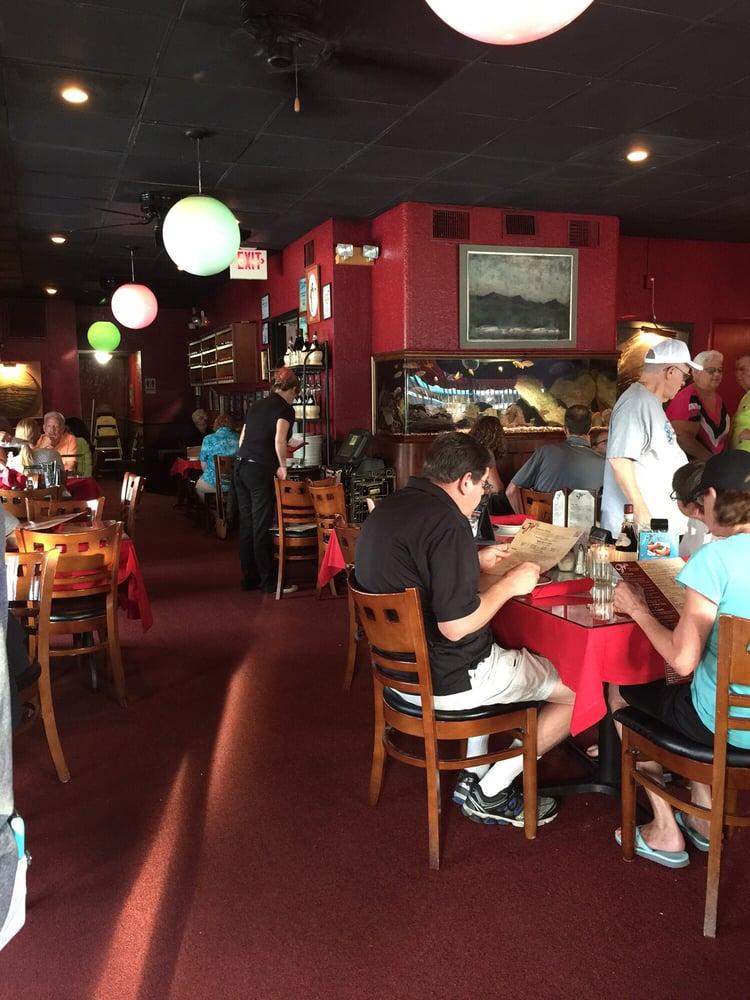 Gigi S Italian Restaurants St Pete Beach Fl
