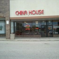 China House Restaurant Cary Il Menu