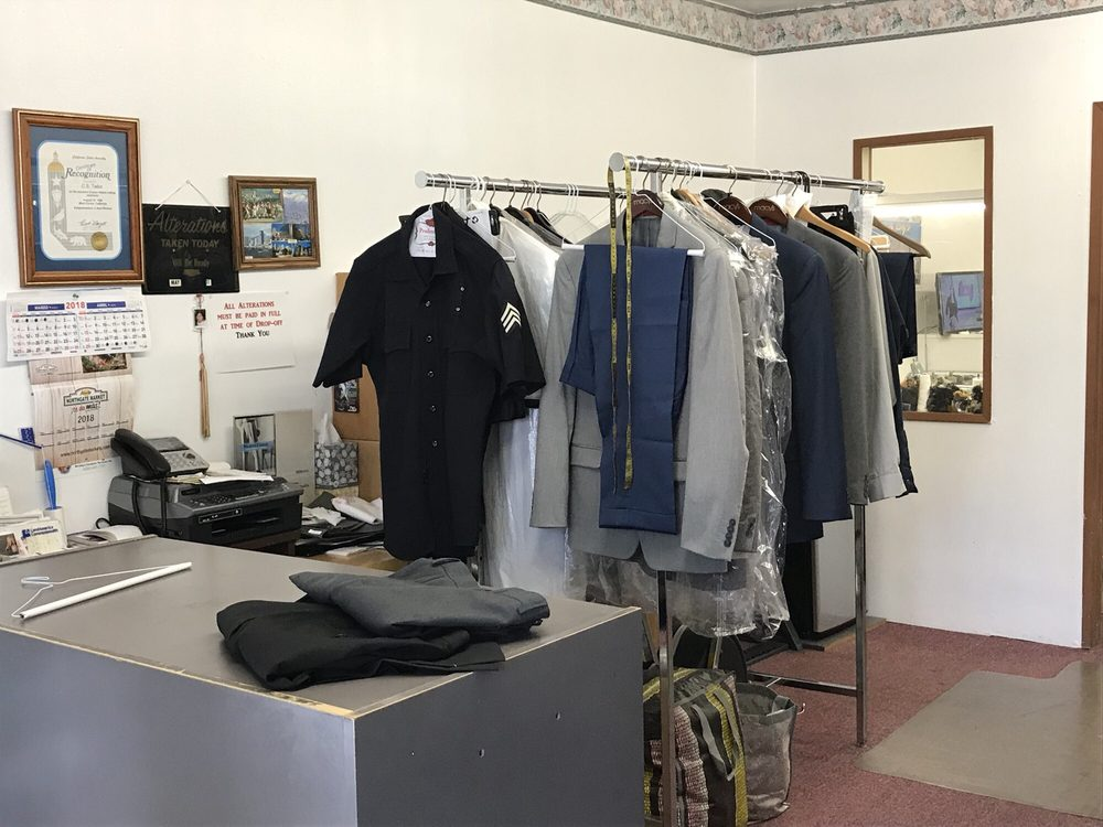 Cs Tailor Shop: 703 S Glendora Ave, West Covina, CA
