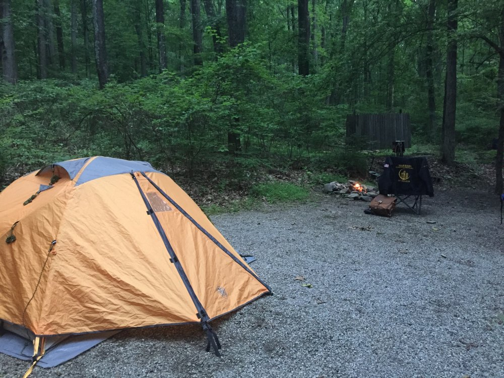 Mountainview Campground: 135 Goritz Rd, Milford, NJ