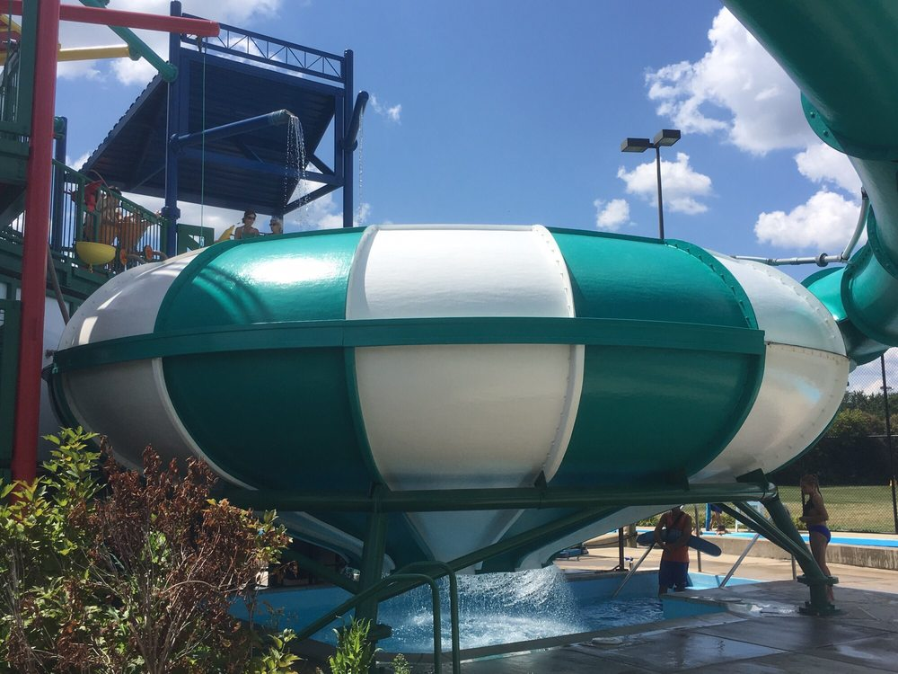 Photo Of Rainbow Falls Water Park