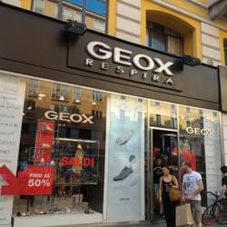 quality design 0e4a4 3f400 Geox - Shoe Shops - Corso Buenos Aires 13, Stazione Centrale ...