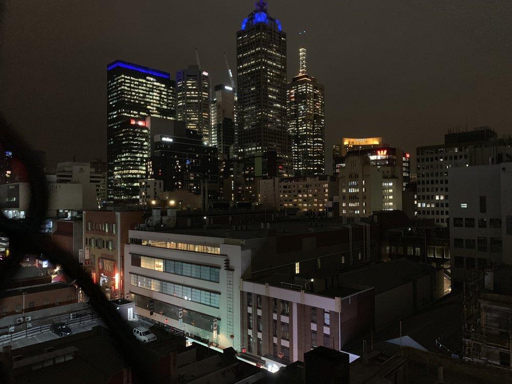 Rooftop Bar: Level 7, Melbourne, VIC