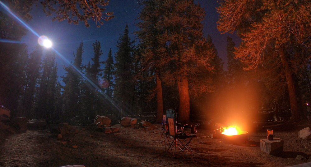 Coldwater Creek Campground: Lake Mary Rd, Mammoth Lakes, CA