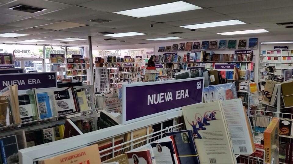 Libreria Impacto: 7151 SW 8th St, Miami, FL