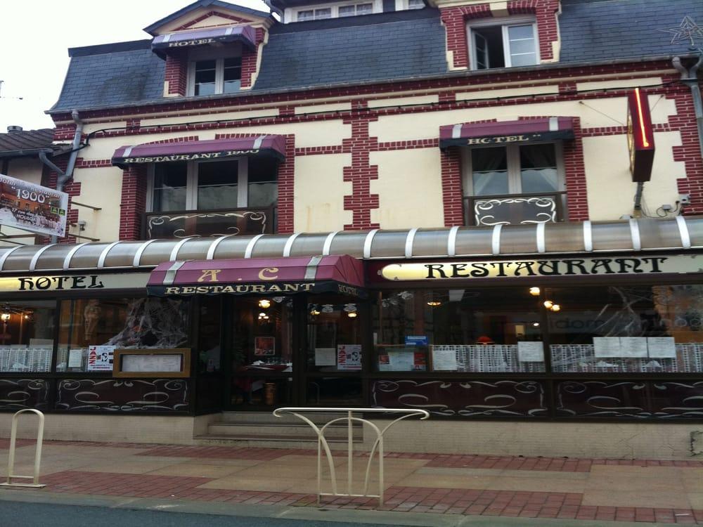 H tel 1900 h tel 17 rue bains houlgate calvados for Hotel des bains rue delambre