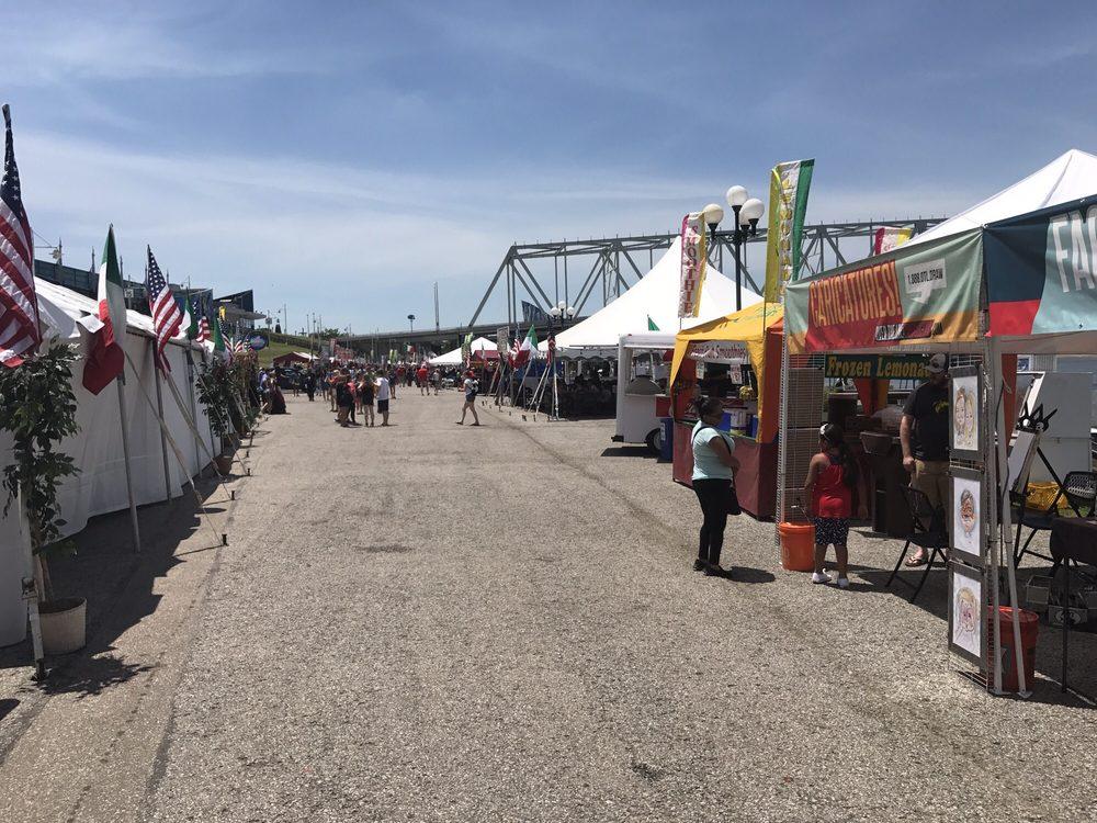 Newport Italianfest: 1 Levee Way, Newport, KY