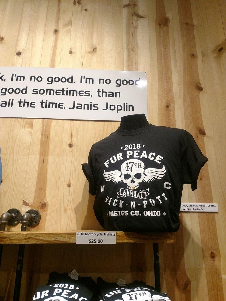 Fur Peace Ranch: 39495 Saint Clair Rd, Pomeroy, OH