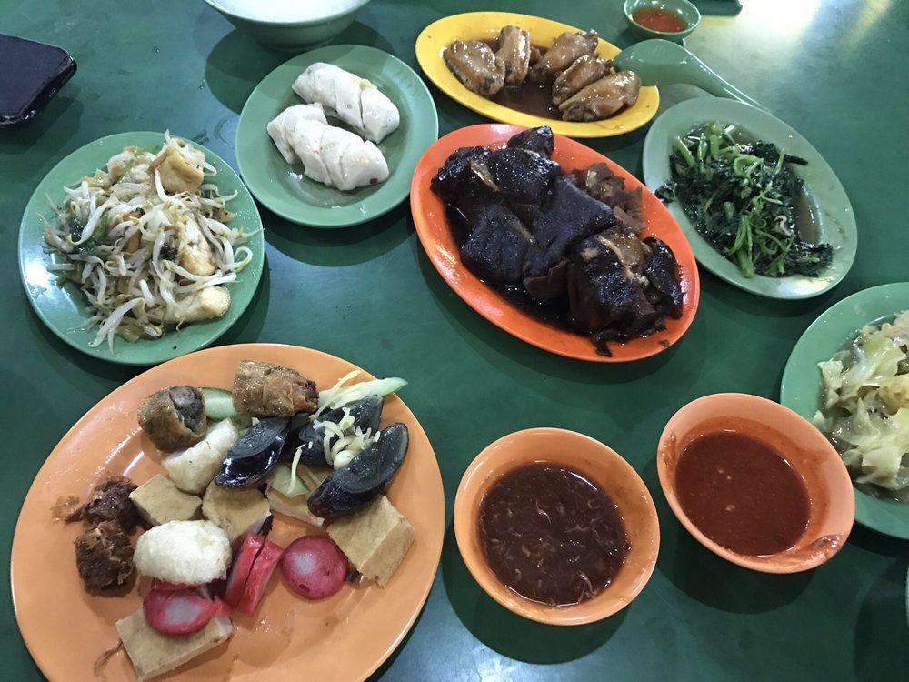 Teochew Rice & Porridge Singapore