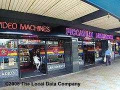 Piccadilly Amusements