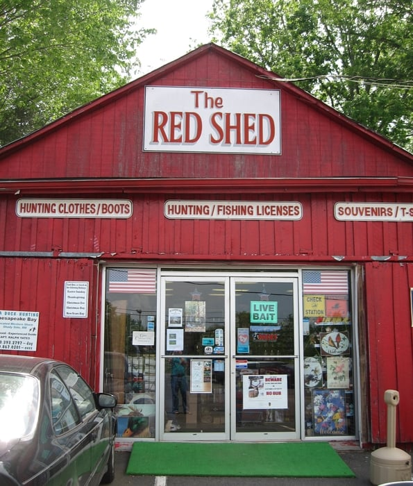 The Red Shed: 10016 James Madison Hwy, Warrenton, VA
