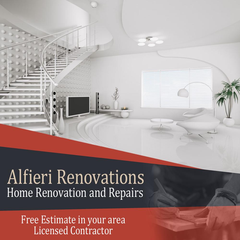 Alfieri Renovations: 11 Apollo Dr, Highland Lakes, NJ