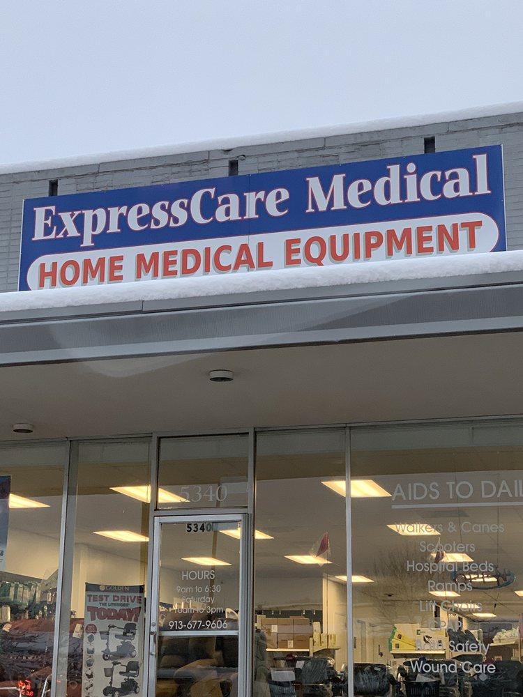 Express Care Medical: 5340 Johnson Dr, Mission, KS