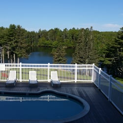 Photo Of Beach Cove Waterfront Inn Boothbay Harbor Me United States View