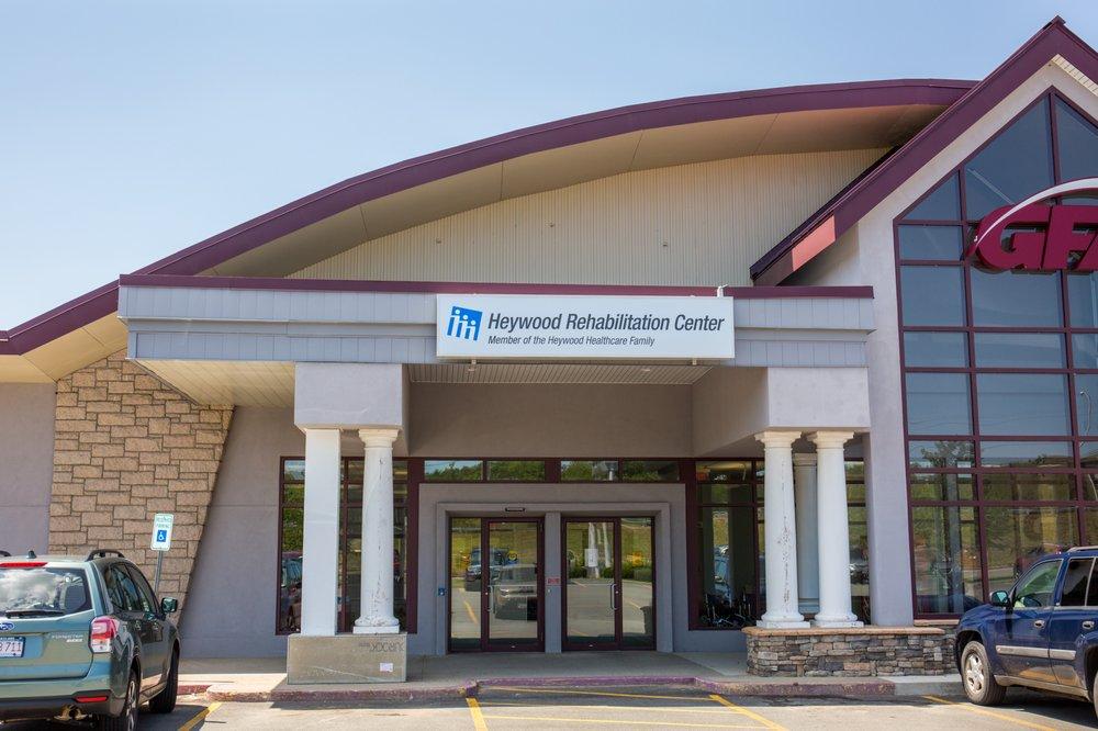 Heywood Rehab Center: 69 Pearson Blvd, Gardner, MA