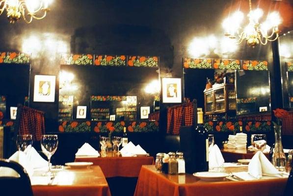 Mio Babbo S Closed New 74 Reviews Italian 1076