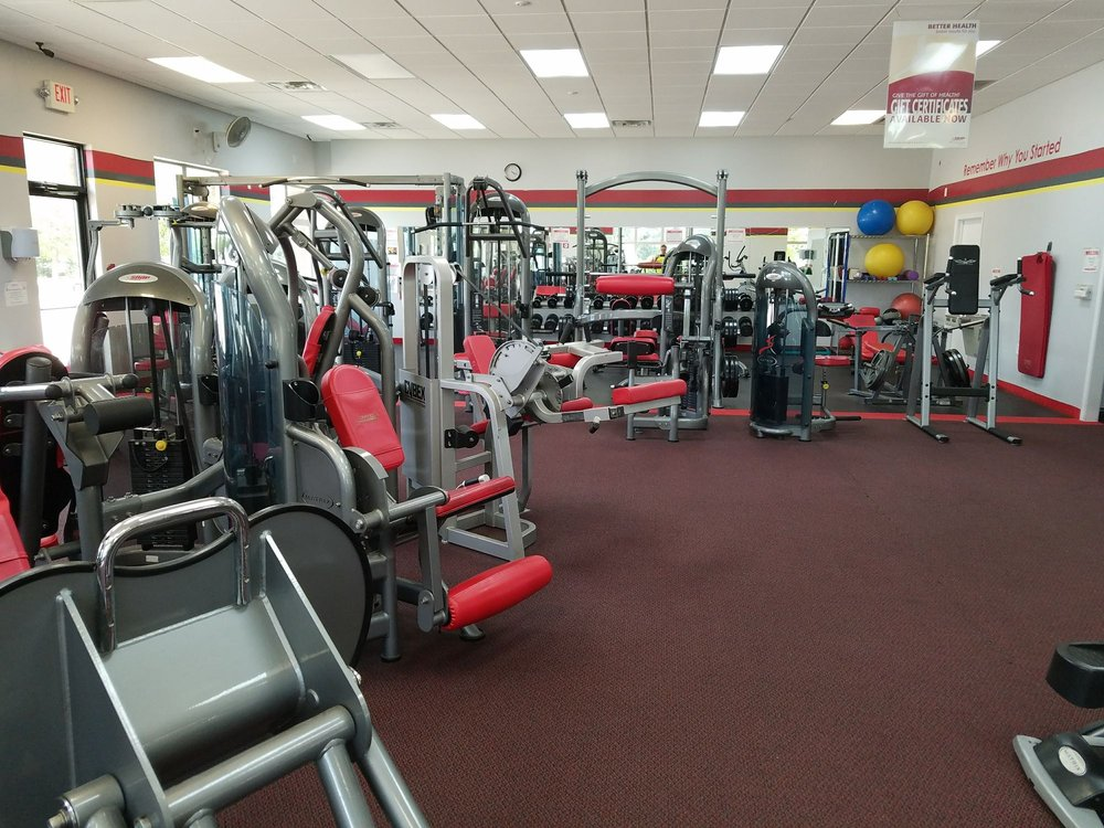 Snap Fitness: 107 Waterstradt Commerce Dr, Dundee, MI