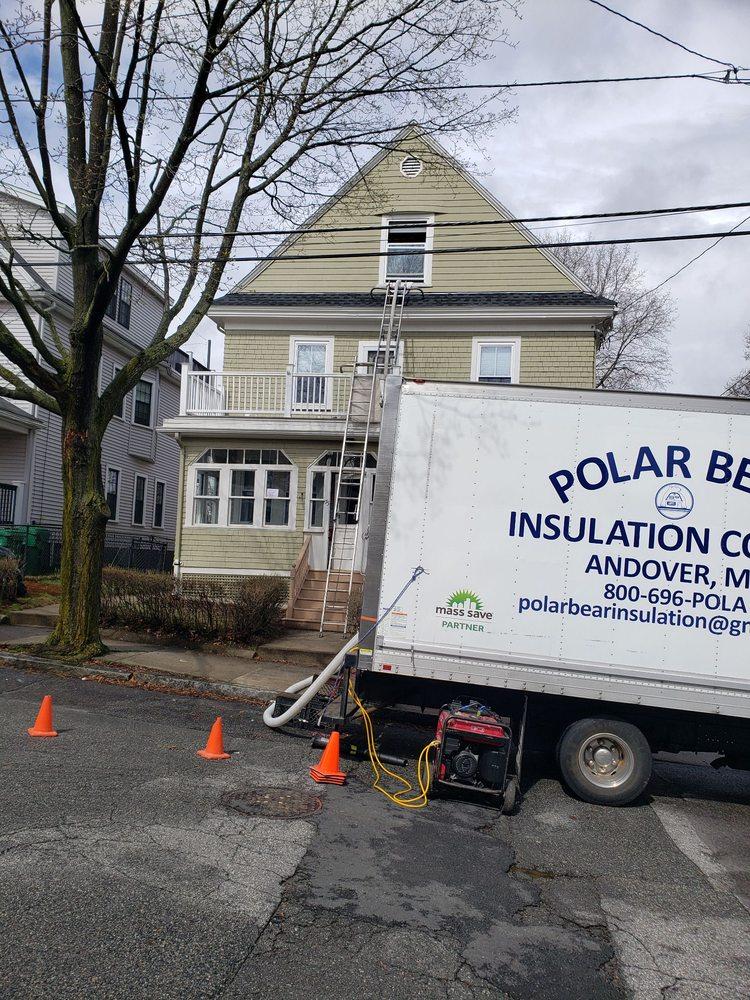Polar Bear Insulation & Home Improvement Co: Andover, MA